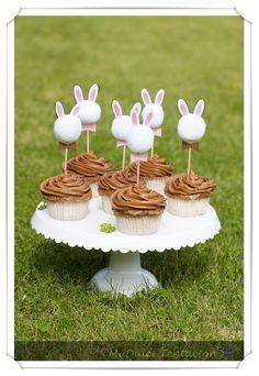 Mi dulce tentación: Cupcakes de Vainilla y Chocolate Suave