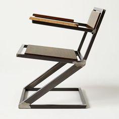 "Custom Made ""Miterz"" Reading Chair"