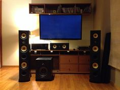 PSB Speakers Ultimate Man Cave, Speakers, Audio, Australia, Style, Home Decoration, Swag, Outfits, Loudspeaker