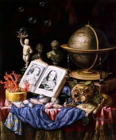 Allegory of Charles I of England and Henrietta of France in a Vanitas Still Life - Vanitas - Wikipedia, the free encyclopedia