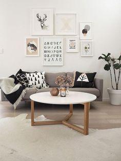 mesas de centro redonda. como decorar a sala de estar. como decorar sala. mesa de centro diferente. decoração simples. decoração de apartamento.