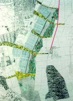 Spazi residuali [terrain vague, drosscape, vacant land, friche, interscape, nonluoghi]: Dieter Kienast-Landscape design for Kronsberg in Hanover