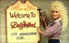 Dollywood! (Pigeon Forge, TN) #dollyparton Family Vacations (early years)