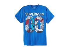 Superman Boys' 00 T-Shirt - Boys 8-20 - Kids & Baby - Macy's