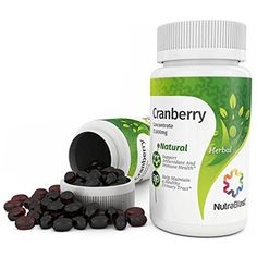 NutraBlast Cranberry Concentrate 12600Mg with Vitamin C  #VitaminsDietarySupplements
