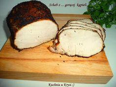 Kuchnia u Krysi : Schab z ... gorącej kąpieli