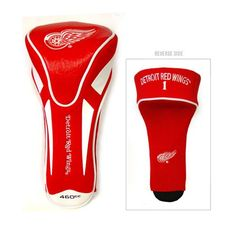 Team Golf Detroit Red Wings Apex Head Cover - Golf Equipment, Collegiate Golf Products at Academy Sports