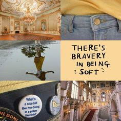"""hp aesthetic: Hufflepuff + Yellow """"Don't think of me to highly there's always…"""