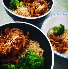Healthy Slow Cooked Asian Chicken Recipe - 2020 My Cooking Ideas Gluten Free Recipes For Dinner, Whole Food Recipes, Keto Recipes, Slow Cooked Chicken, How To Cook Chicken, Asian Chicken Recipes, Asian Recipes, Ethnic Recipes, Thermomix