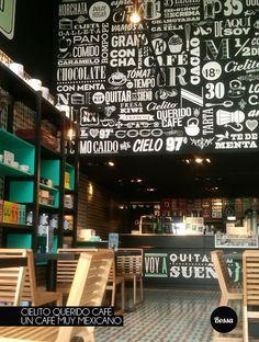 Cielito Querido Café, un café muy mexicano.