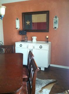 Check out Ashley's dining room!
