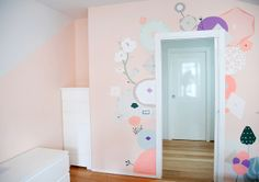 Kids room - wall art