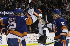 New York Islanders 'Never Quit' Attitude Fuels Come Back Over Sharks