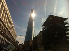 Shard @ London Bridge - Like a Boss! London Hotels, London Bridge, Burj Khalifa, Empire State Building, Boss, Travel, Viajes, Destinations, Traveling