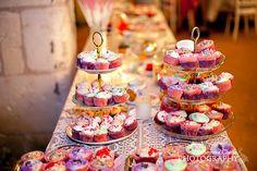 wedding cupcake idea