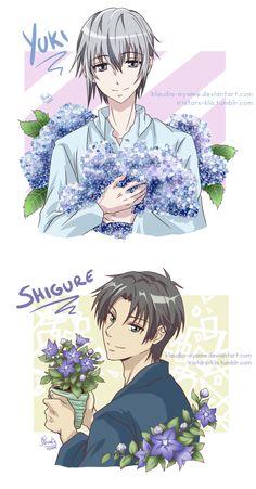 Fruits Basket Cosplay, Fruits Basket Manga, Manhwa, Fruits Basket Quotes, Yuki Sohma, A Silent Voice, Kawaii, Handsome Anime Guys, Anime Couples Manga