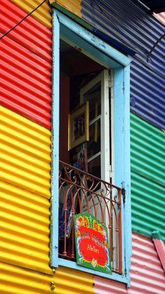 Buenos Aires, Argentina. Colorful Boca by AuldCom