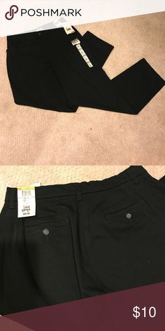 Lee straight leg pants Lee relaxed seat and thigh straight leg stretch pants with a true garment color hold Lee Pants Straight Leg