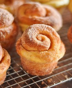 Fresh from the oven on a weekend morning, these kugelhopf rolls are absolute show-stoppers