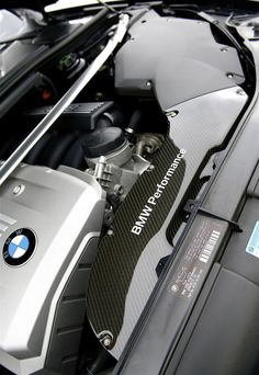 BMW Performance Intake