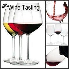 Tips For Tasting Wine Like a PRO! #wine