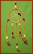 Ojibway dreamcatcher