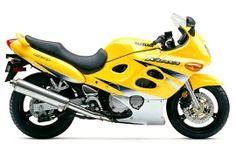 SUZUKI GSX600F Katana (2001 - 2002)