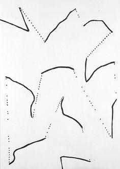lines & dots print