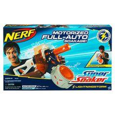 Nerf Lightning Storm Super Soaker
