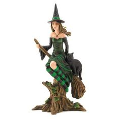 Bewitching Maiden Figurine