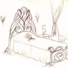 Elvish bed!