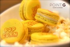 Point G The best macaroons in Montréal