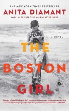 The Boston Girl by Anita Diamant (2015, Paperback)