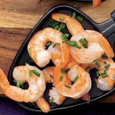 Gourmetten met Gemarineerde garnalen Fondue, Seafood Recipes, Appetizer Recipes, Appetizers, Green Goddess Dressing, Wine Sauce, Bon Appetit, Food And Drink, Gourmet