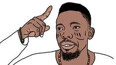 taking an oath in yorubaland. copyright www.orishaimage.com - read about yoruba gestures and body language there.