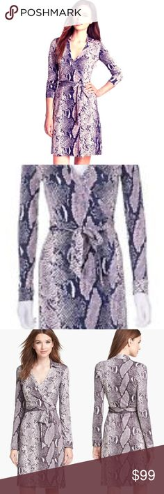 DVF Wrap Dress DVF wrap dress never worn DVF Dresses Midi