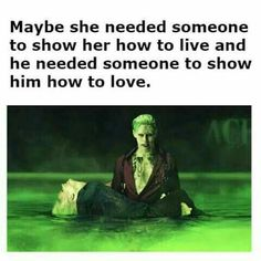 Harley Quinn and the Joker figured it out. How to live, how to die, how to take, how to give each other their all. Harley And Joker Love, Joker Und Harley Quinn, Joker Love Quotes, Badass Quotes, Harly Quinn Quotes, Harley Quinn Drawing, Harely Quinn, Rap, Memes