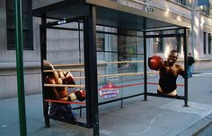 Outdoor / Guerilla by Jordan Farkas, via Behance