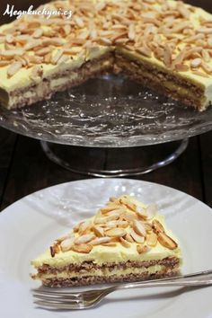 dort krále Oscara Archives - Meg v kuchyni Baking Recipes, Cookie Recipes, Snack Recipes, Dessert Recipes, Snacks, Sweet Desserts, Sweet Recipes, Kolaci I Torte, Czech Recipes