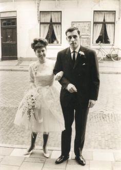 1960s newlyweds