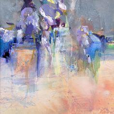 Jardin Intérieur - Infini Bleu Iris