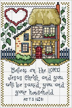 Cross Stitch Quotes, Cross Stitch Letters, Cross Stitch Bookmarks, Cross Stitch Heart, Cross Stitch House, Cross Stitch Kitchen, Cross Stitch Needles, Cross Stitching, Cross Stitch Embroidery