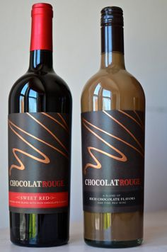 Chocolate Wine!~Adrienne~I've had this before, I had an idea of taking half a shot and putting it over ice cream and it was delicious...