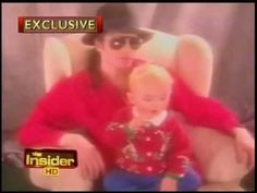 Michael Jackson with his Child - Prince - Unseen Private Home Videos - Neverland