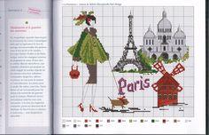 Points de croix *@* Paris