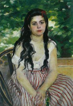 Pierre Auguste Renoir, List Of Paintings, Renoir Paintings, Impressionist Paintings, Monet, Edgar Degas, Joan Mitchell, Camille Pissarro, Mary Cassatt