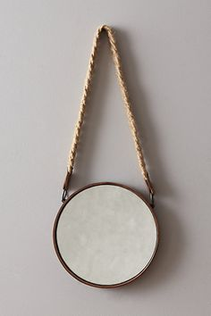 I want all three (three sizes/colors)  Sailor's Mirror #anthropologie