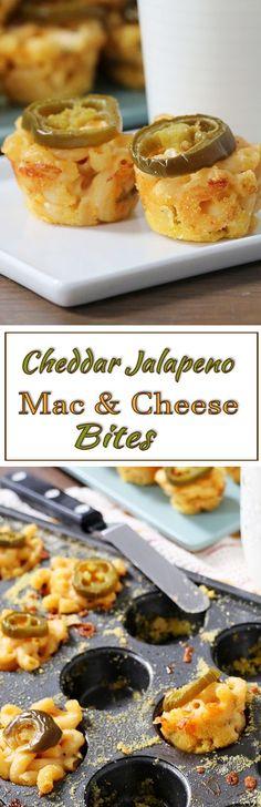 Cheddar Jalapeno Mac