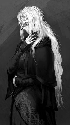 Anime, anime girl, and anime mask image dark souls fire keeper, dark souls Dark Fantasy Art, Dark Art, Dark Souls Fire Keeper, Character Inspiration, Character Art, Fantasy Inspiration, Arte Dark Souls, Soul Saga, Mask Images