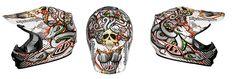 Troy Lee Designs 12 Air Medusa Helmet